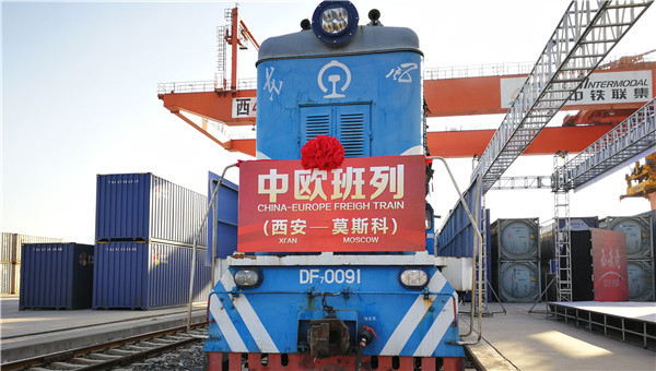 Belt and Road receives global backing