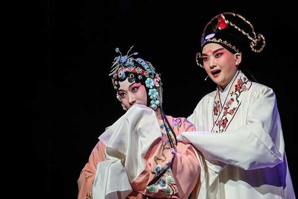 Beijing Opera hits Athens stage to mark Greece-China Year of Cultural Exchanges
