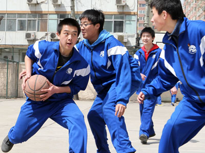 Beijing Schools Beijing's High Schools Are Now