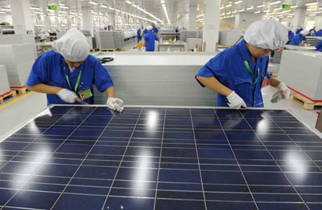 Chint Group to invest in Gansu solar power projects