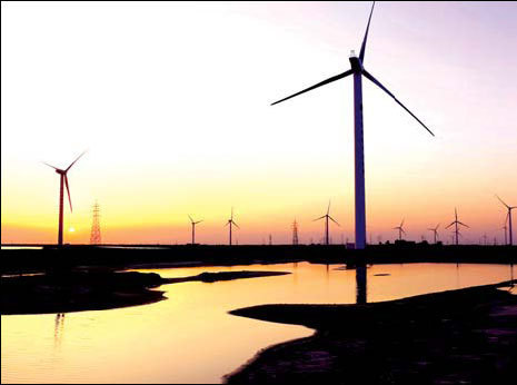Wind power: good for suppliers, but rough for manufacturers