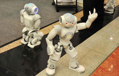 Robotics conference kicks off in Shanghai