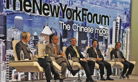 Experts glean lessons from China