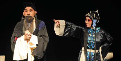 Dynamic Kunqu opera powers into New York