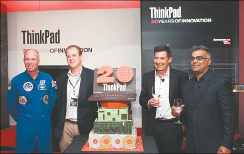 Lenovo toasts ThinkPad at 20 with new laptop, tablet