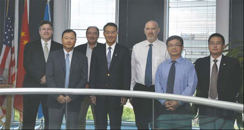 Cosco asserts role as crucial trade link