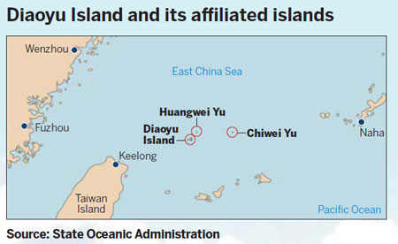 diaoyu islands A freeze and separating ownership and economic rights could help resolve the china-japan dispute over the diaoyu/senkaku islands.