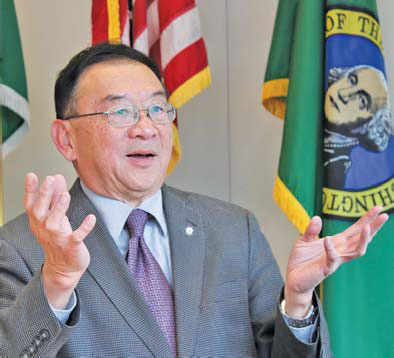 Mayor raising Bellevue's trade profile in China