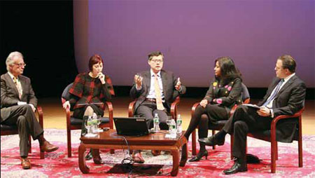 American, Chinese museums make collaboration priority