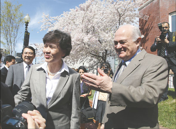 Confucius Institute opens in DC