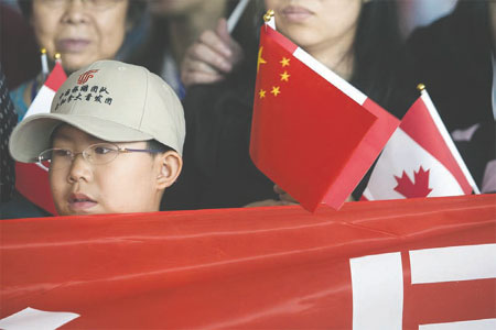 Canada's visa process affects Chinese tourists