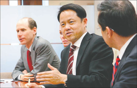 US, Chinese law schools to deepen collaboration