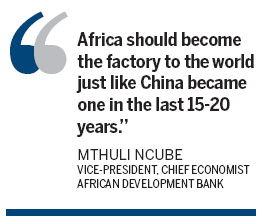 China in Africa: Developing a continent