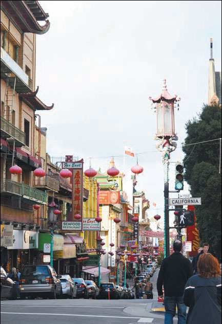 SF Chinatown honored