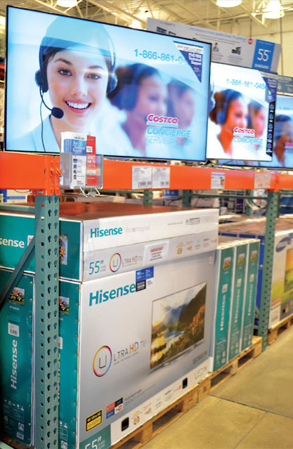 Hisense promises to make smart TV smarter
