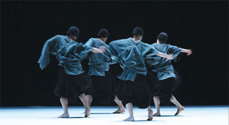 TAO Dance troupe premieres '5' at NYU