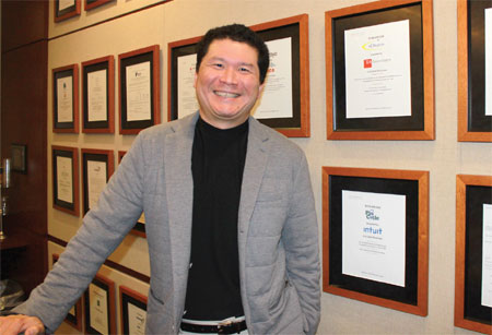 David Chao: A businessman with a passion to help