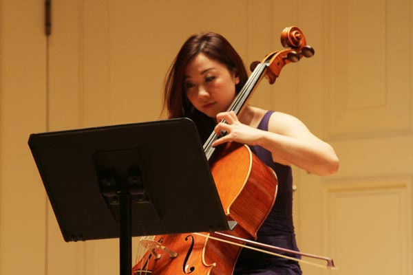 HK cellist to perform at Carnegie Hall