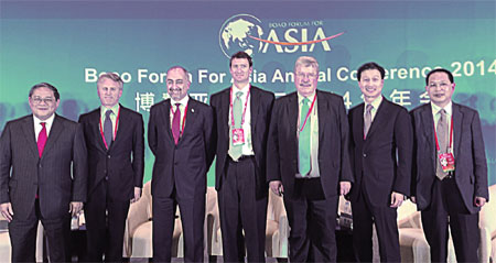 Boao Forum focuses on 'growth drivers' for Asia