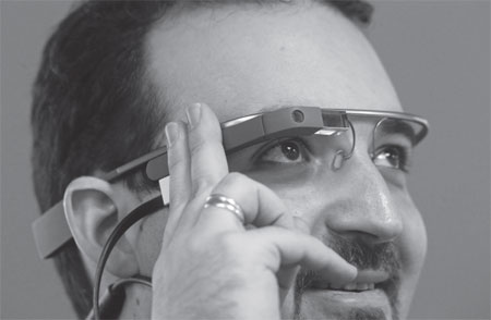 Sellers making clear profits on Google glass