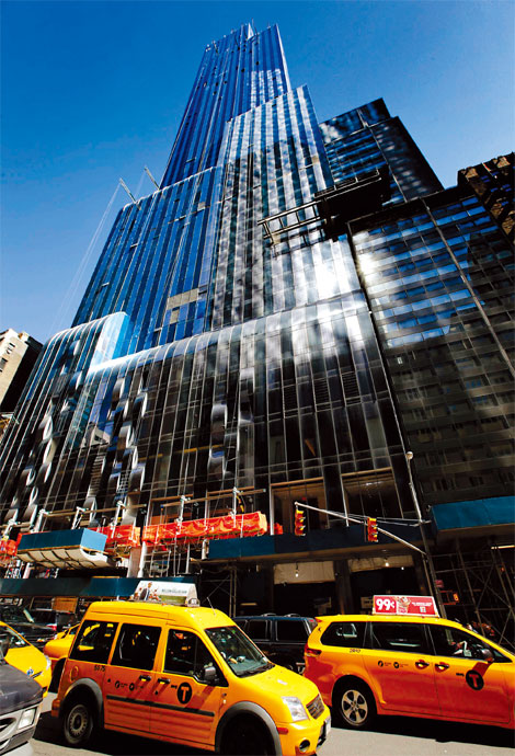 NY real estate firms woo Chinese buyers