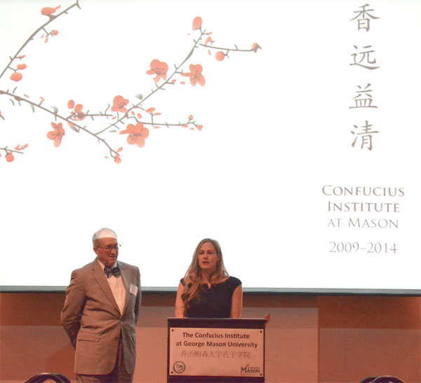 Confucius Institute marks its fifth year at George Mason Univ