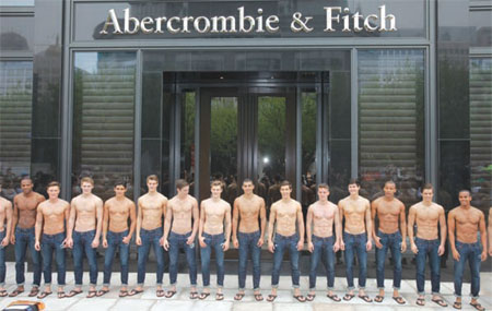 Abercrombie plans 100 new stores