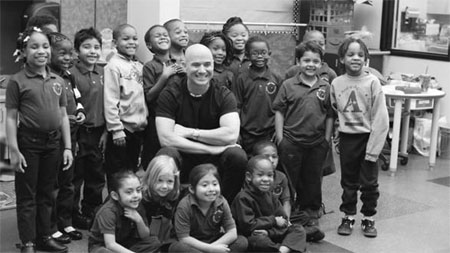 Andre Agassi will open 39 more charter schools