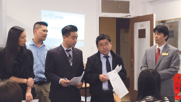 Mandarin business workshops launched in Queens