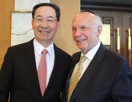 Jewish-China connection feted