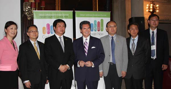 Invest Caribbean Now 2014 Summit held in New York
