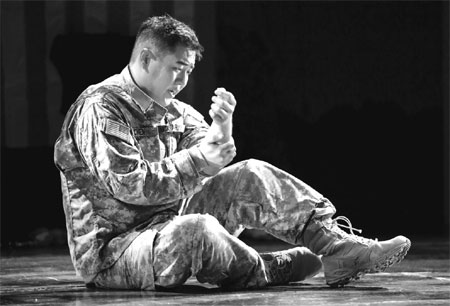 Opera explores death of a Chinese-American soldier