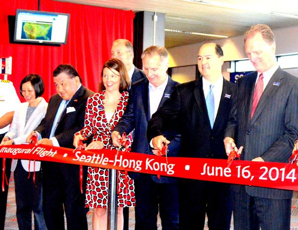 Delta launches nonstop seattle hong kong flight across americas - Delta airlines hong kong office ...