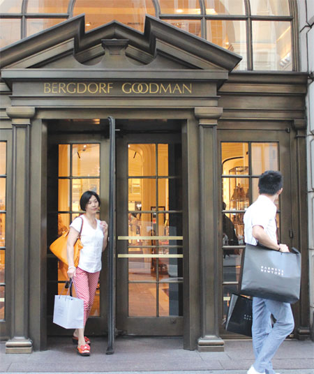 Consumers from China prefer niche luxury items
