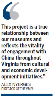 Chinese national treasures head to Virginia