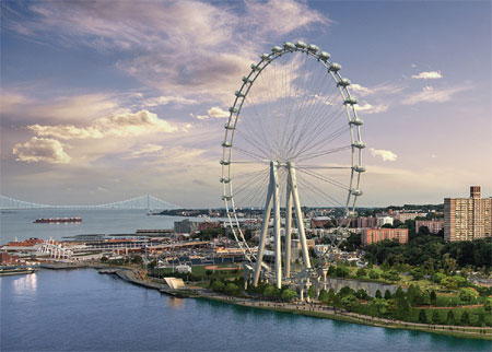 NY Wheel reels in Chinese EB-5 investors