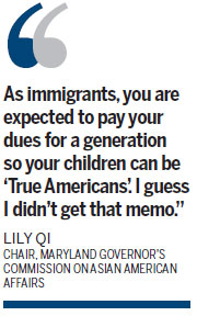 Lily Qi: Leading like a true American