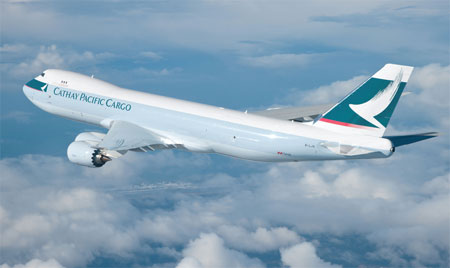 Cathay Pacific to launch new Hong Kong, Boston route