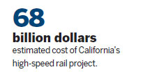 Chinese rail firms in mix for California