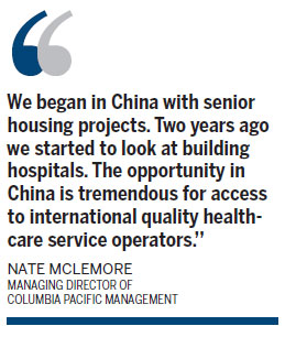 Investor 'pill' for China's healthcare reform