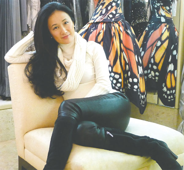Luly Yang: Fashion designers aims to inspire