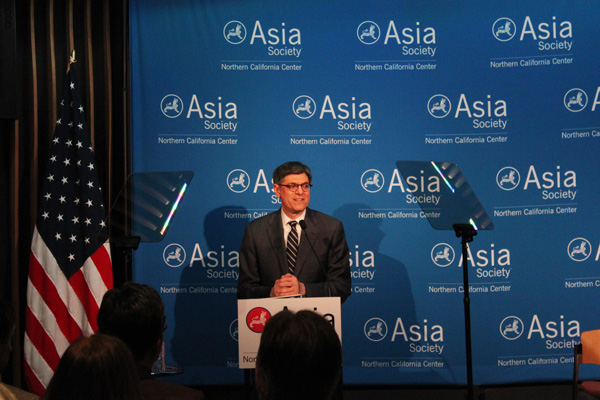 US benefits from high-level engagements with China: Lew