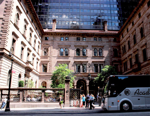 Obama cancels stay at Waldorf in New York