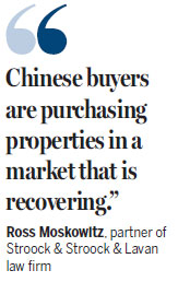 NYC real estate still attractive to Chinese