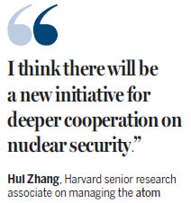 Nuclear talks expected to boost dialogue
