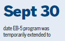 EB-5 gets five-month extension