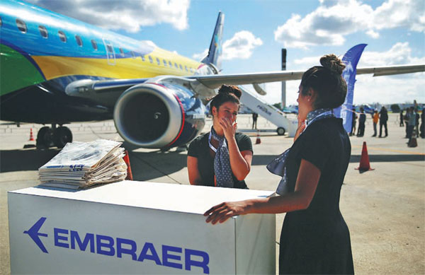 Boeing plans alliance with Brazil's Embraer SA
