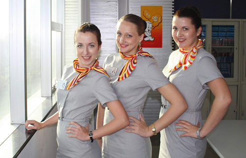 Foreign Staff At Chinese Airlines