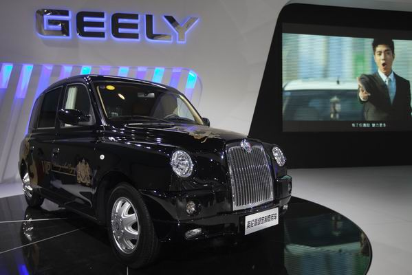 Automobile Companies In Usa >> Geely seeks control of London cab maker Companies chinadaily.com.cn