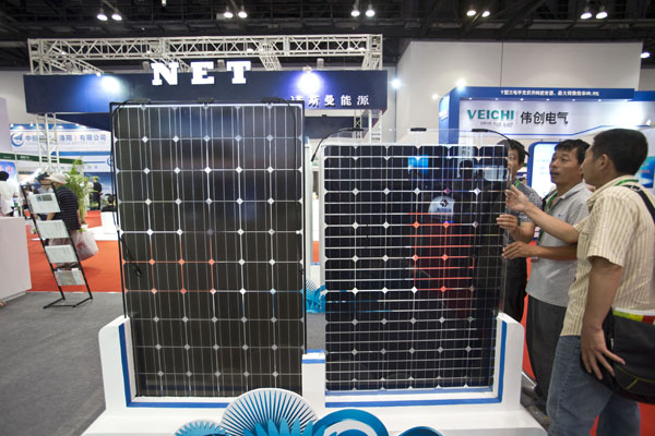 Some solar companies see brighter first half